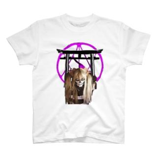 自己満咲良氏 T-shirts