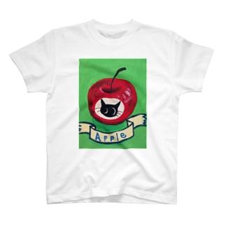 黒丸ちゃんの実 T-shirts