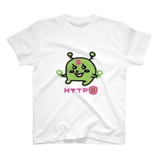 セキュアちゃん T-shirts