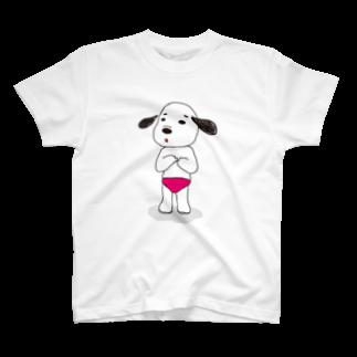 キカガクポップのゆき姉さん T-shirts