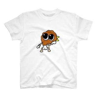 フライド君 T-shirts