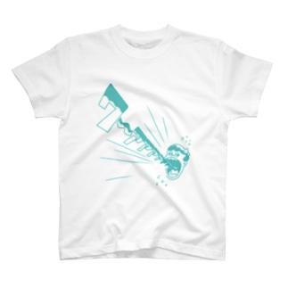 waaa_green T-shirts
