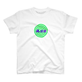 しーじゃA.co T-shirts