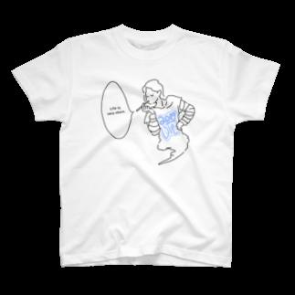 US TOKYO のおばけ T-shirts