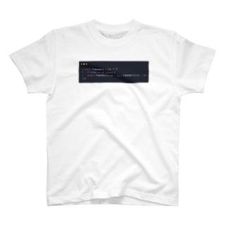 フィボナッチ数列 JavaScript T-shirts