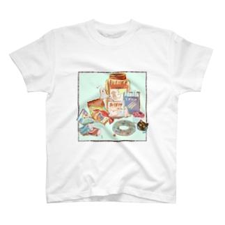 おばけちゃん T-shirts