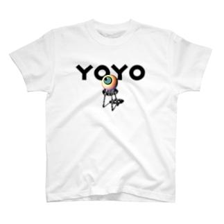 yoyo T-shirts