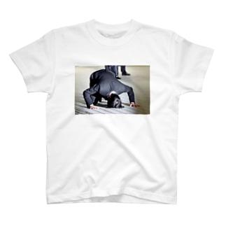 田口 大麻 T-shirts