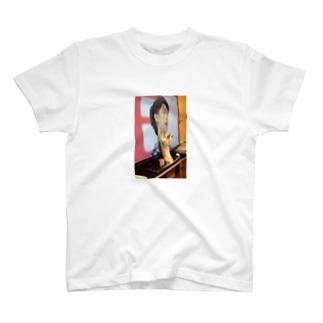 ニャーニャーΣ≡Σ≡Σ≡Σ≡L(Φ□ΦL) T-shirts