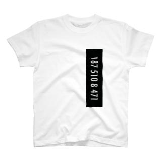 1875108471 T-shirts