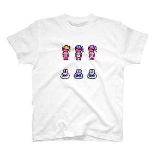 GIRLS&RABBITS T-Shirt