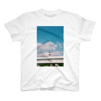 僕は夏空に叫んだ T-shirts