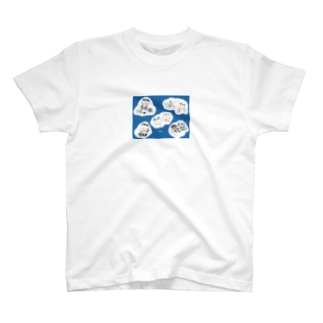 サッカーの試合日が待てない T-shirts