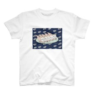 ナガキパーマのチャオズズ T-shirts