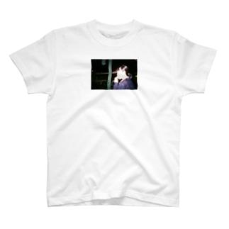 彼女と帰り道 T-shirts
