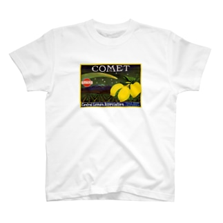 Lemon crate label, Comet brand, Western Litho. Co . T-shirts