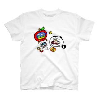 ちーくんのゲーム クラシック T-shirts