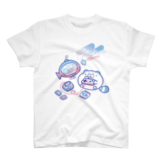 ちくわミエルのちーくんのゲーム ファンシー T-shirts