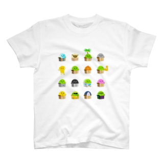 つまみちゃんず T-shirts