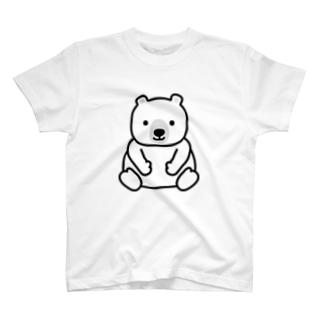 きまぐれクマー T-shirts