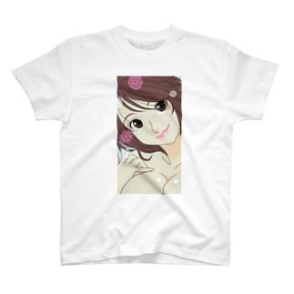 明るさ T-shirts