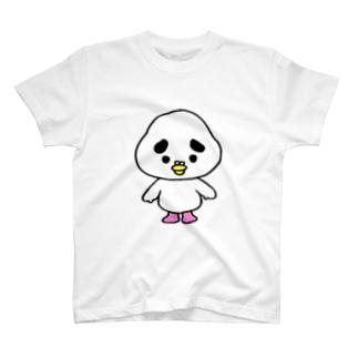 ぽっぽーちゃん1 T-shirts