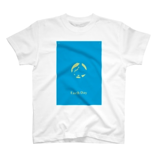 365 days projectの4/22  地球の日 T-shirts