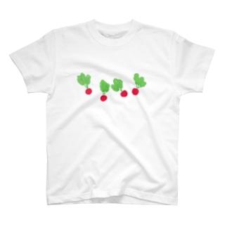 らでぃっしゅ T-shirts