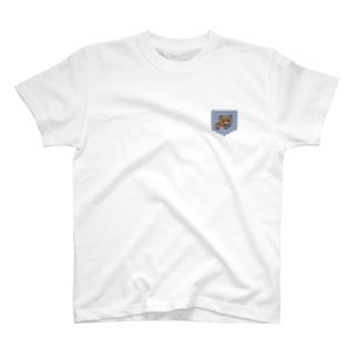 うまクマキッズ用 T-shirts