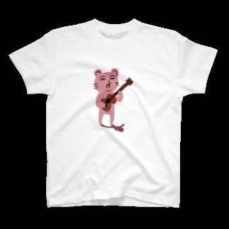 TACAのグッズ売り場のぴん君 T-shirts