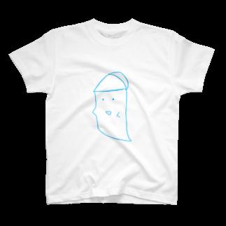 くらのゆーれいくん T-shirts