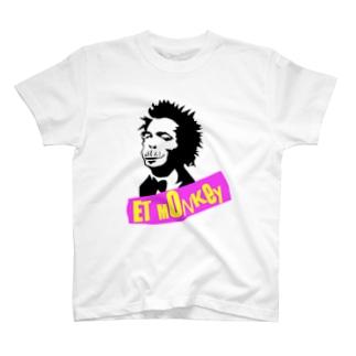エテブリティッシュ T-shirts