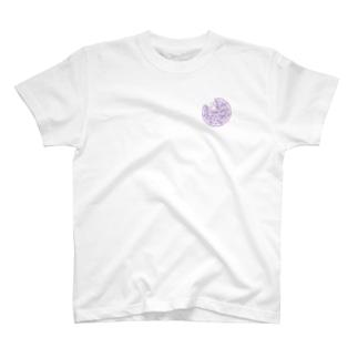 EAT MEEE(BK×PL) T-shirts