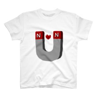 惹かれない心 T-shirts