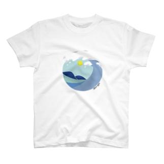 グリーンルーム3 T-shirts