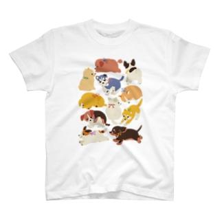 こいぬ T-shirts