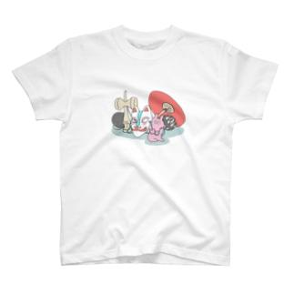 和風ジャグ T-shirts