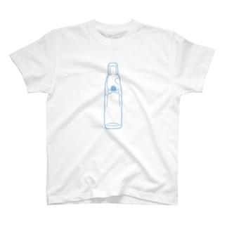ラムネの瓶 T-shirts