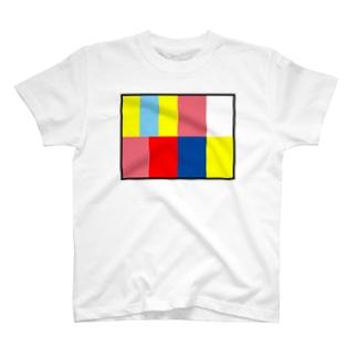 ドラフト T-shirts