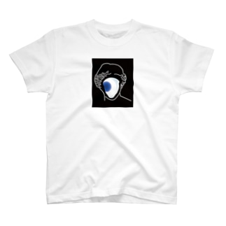 blue ball T-shirts