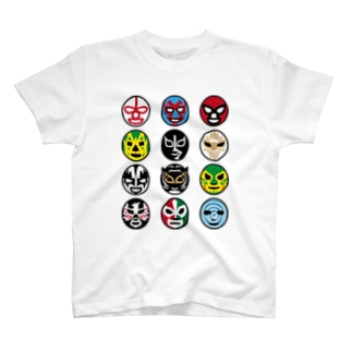 MASKMAN TWELVE DOS T-shirts