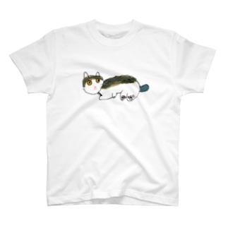 大阪のおばちゃんちの猫 T-shirts
