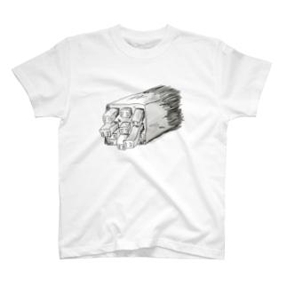 ところてん T-shirts
