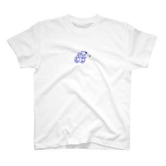 ってクレヨン T-shirts