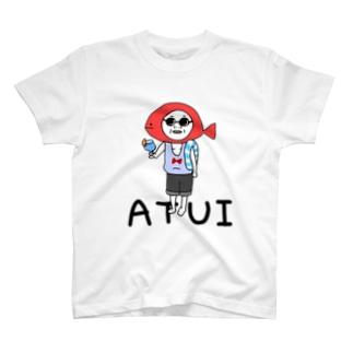 ATUI 人魚 T-shirts
