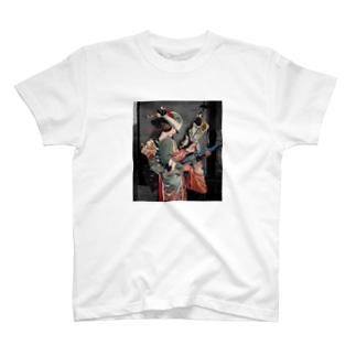 Kazuki Gotandaの祖母、15歳、爆心地 T-shirts