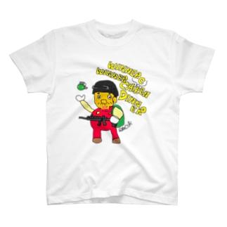 ねじりすく T-shirts