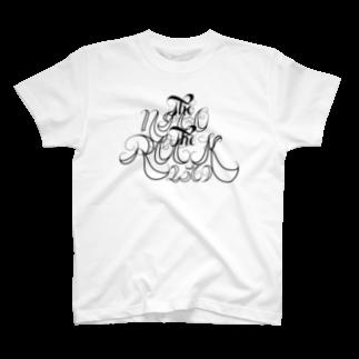 2569のTheNICOTheROCK2569 T-shirts