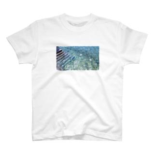 海の匂い T-shirts