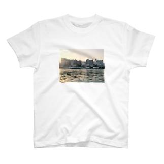 隅田川 春 T-shirts